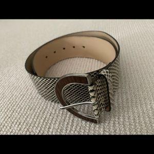 Banana Republic Leather Belt